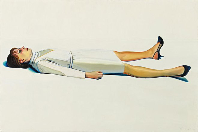 Wayne-Thiebaud-Supine-Woman-1963.-Oil-on-canvas-36-x-72-in.-Courtesy-Sothebys