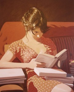 Reading by Pablo Gallo