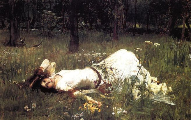 Ophelia waterhouse