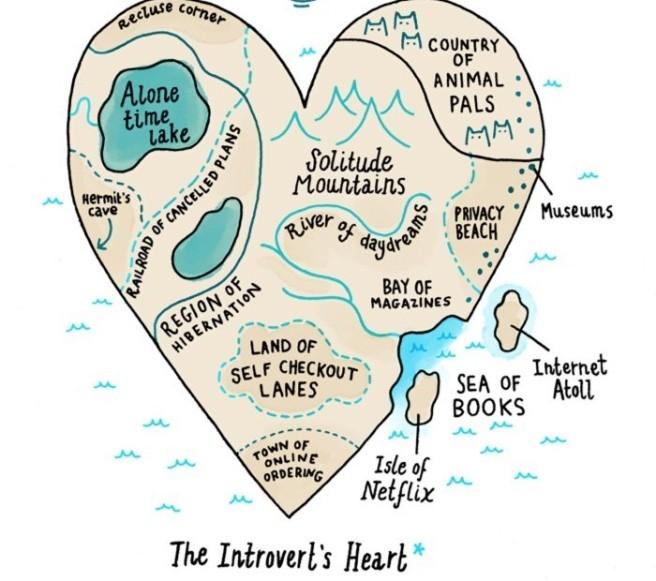 gemma correll introvert heart