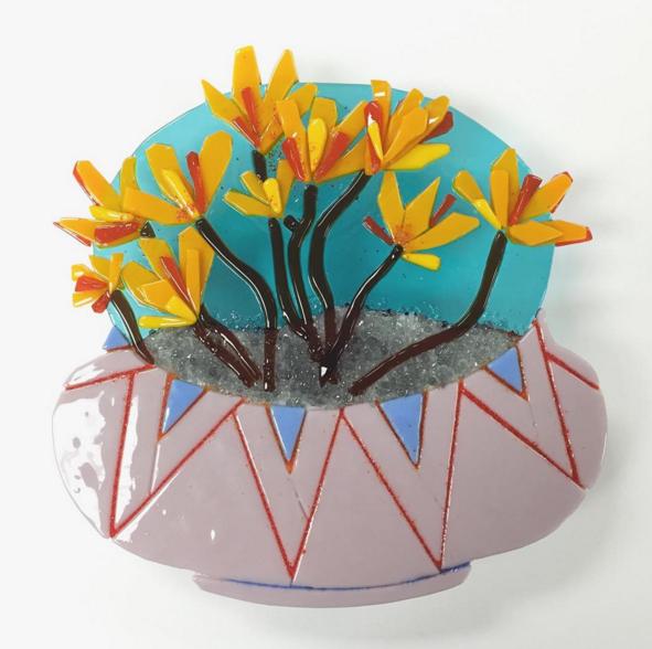 Joy Kichi Glass Art